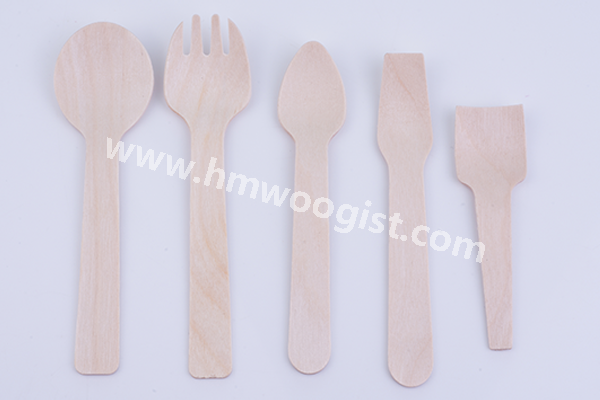 Disposable Wooden Tableware